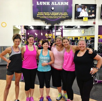 My girls- the source of my support, motivation, encouragement!